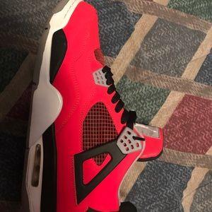 "Jordan 4 ""Toro Bravo"" Size 11.5"